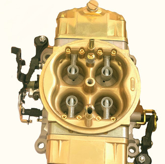 2021 Holley 650 4 barrel Carburetor
