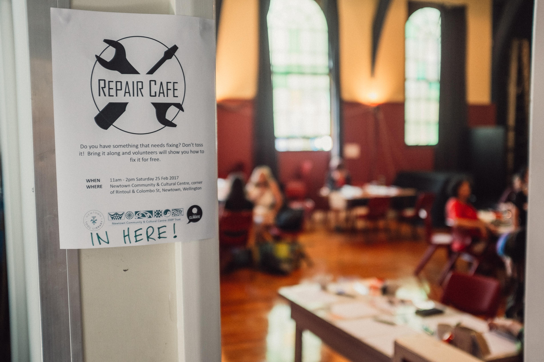 Repair cafe #1