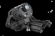 Гобо проектор GoboPro GBP-8018 c 4 сменными слайдами