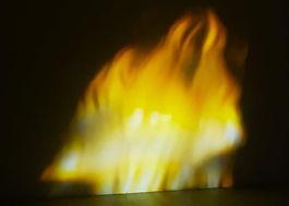 Реалистичный эффект огня