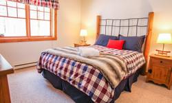 Spacious Bedroom no 4