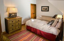 Spacious Bedroom no 3.