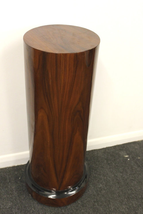 ANTIQUE ART DECO STYLE PILLAR COLUMN PEDESTAL TABLE STAND INTERIOR DESIGN - C339