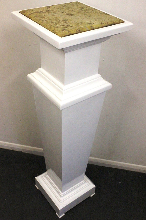 ANTIQUE FRENCH STYLE PILLAR COLUMN PEDESTAL TABLE STAND INTERIOR DESIGN - C264