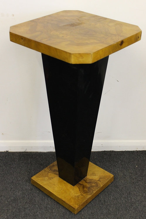 ANTIQUE ART DECO STYLE HALL PILLAR | COLUMN | PEDESTAL | TABLE STAND C442