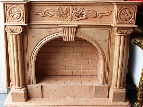ITALIAN MARBLE FIREPLACE | C328 | Special Offer