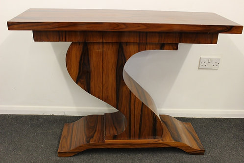 ANTIQUE ART DECO STYLE FURNITURE ROSEWOOD CONSOLE | HALL | HALLWAY TABLE C233