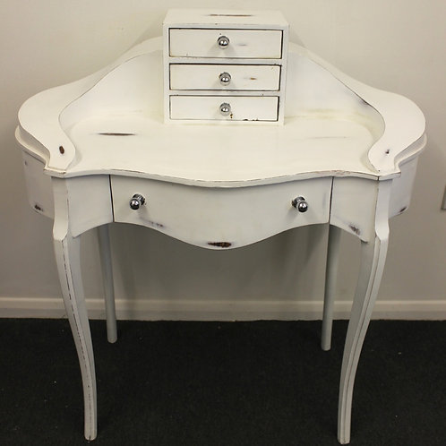 SHABBY COTTAGE RUSTIC DESK - CONSOLE TABLE - FURNITURE - C231