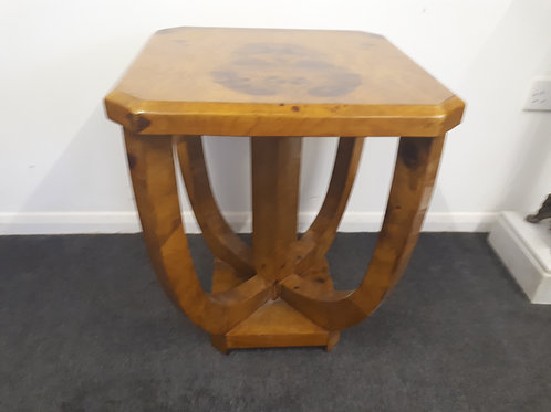 WALNUT OCCASIONAL TABLE - 553