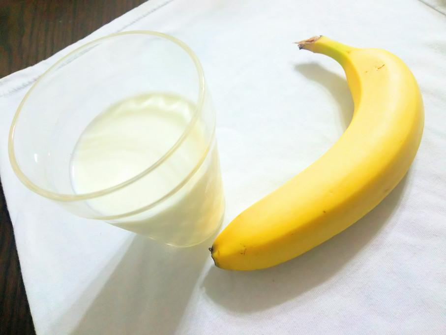 牛乳と一緒に楽しむ