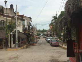 On the move through Central Mexico
