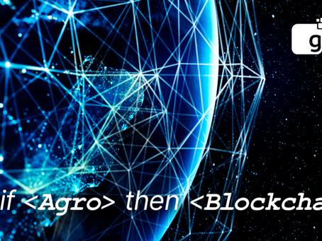 O futuro do Agronegócio e o blockchain