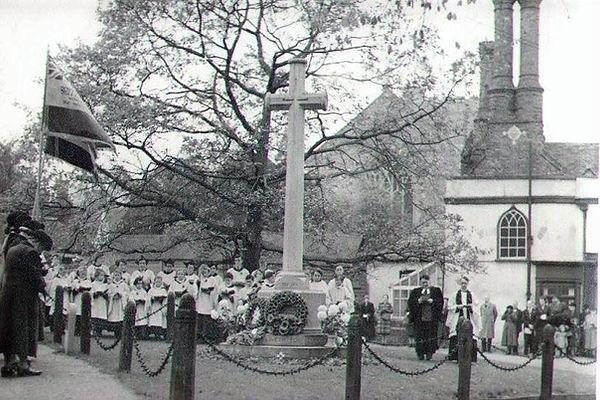 War Memorial Service 1960s.jpg