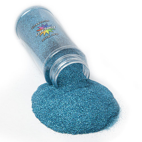 StarCraft Glitter - Bay Blue Holographic