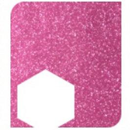 """Pink Flirt - Siser Easy PSV Glitter 12"""" x 12"""""""