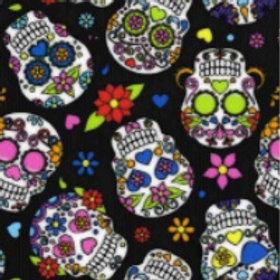 Sugar Skulls - Thermoflex Fashion Pattern