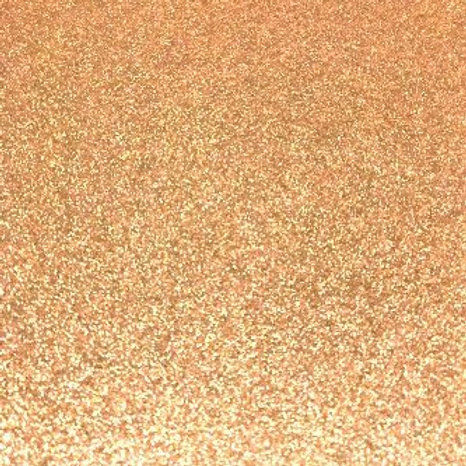 Sunset Gold  - StyleTech Transparent Glitter Adhesive Viny