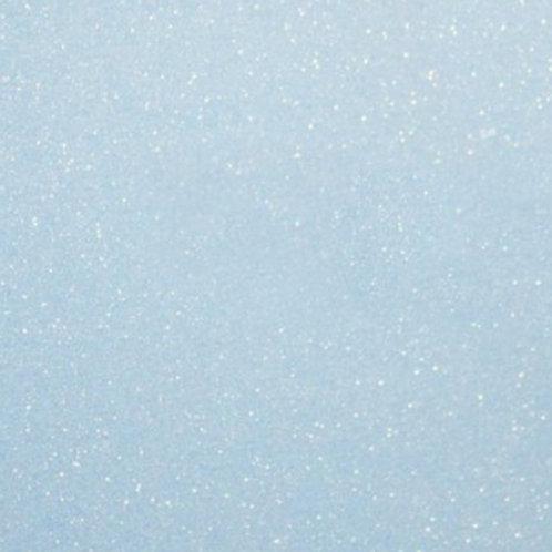 """Neon Blue - Siser Glitter 20"""""""