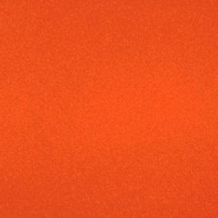 Orange - StyleTech Transparent Glitter Adhesive Vinyl