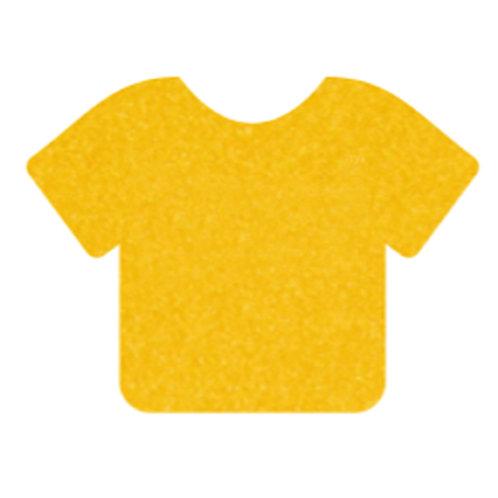 Yellow Siser StripFlock Pro Heat Transfer Vinyl | HTV | Iron-on T-shirt