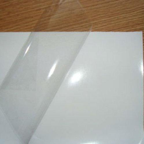 Clear - StyleTech Transparent Adhesive Vinyl