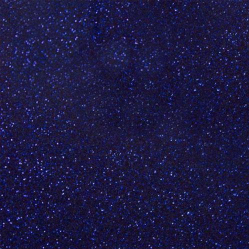 Royal Blue Siser Glitter HTV Heat Transfer vinyl Cricut Silhouette