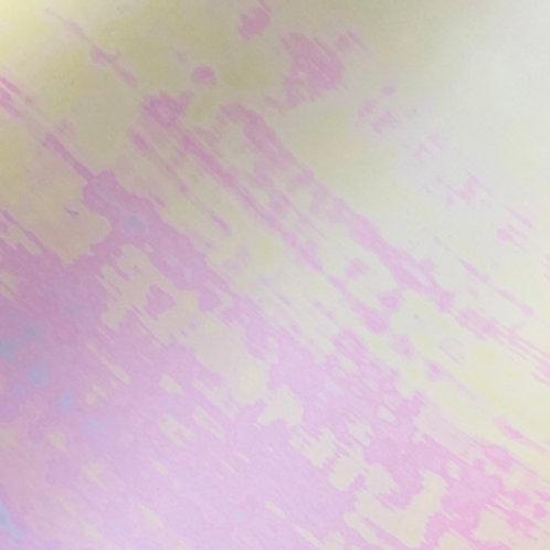 "Brilliant Rainbow Opaque 12"" x 19.5"""