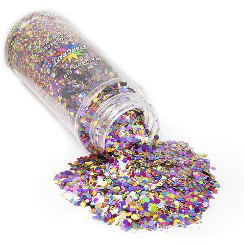 StarCraft Glitter - Rainbow Fin Chunky
