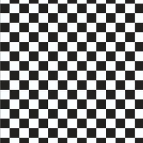 Checkerboard Stahls CAD-CUT Heat Transfer Vinyl   HTV   Iron-on T-shirt Craft   Cricut   Silhouette