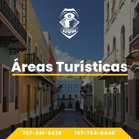 Áreas Turísticas