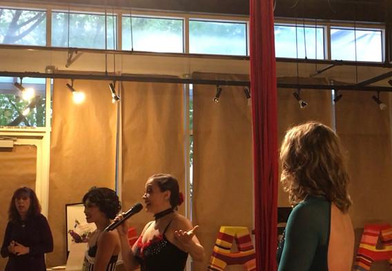 Artists Q&A at VALA Eastside
