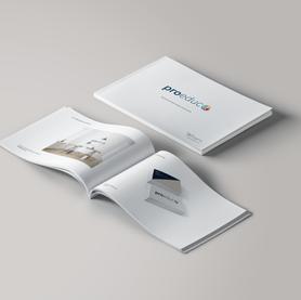 Identidad Corporativa y Manual, PROEDUCO