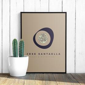 Identidad Corporativa, JOSE SANTAELLA