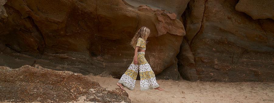 Gypsy Pants Gypsy Top Girlswear SS2019 miilovemu summer wear