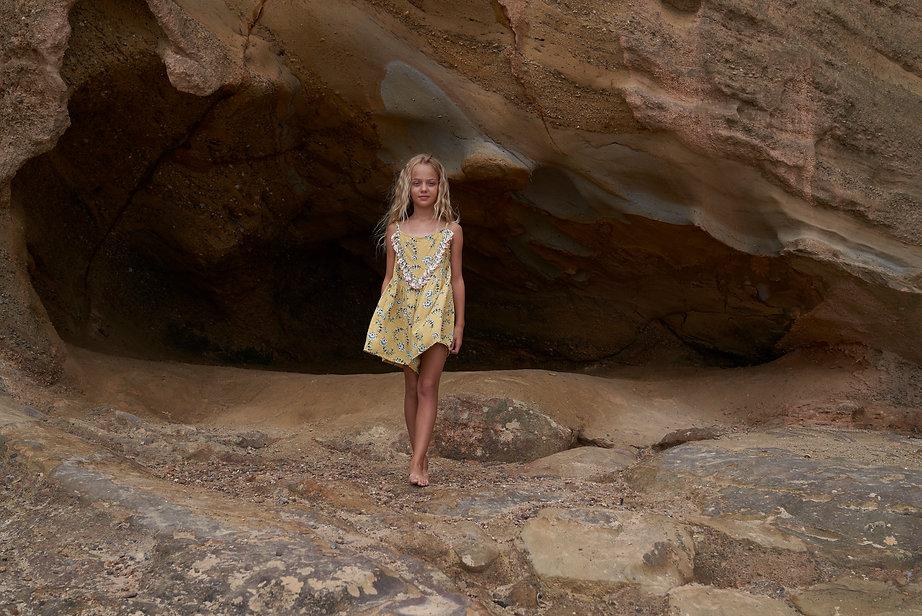 Summer 2019 mii love mu Childresnwear Fashion Brand Australian tween kidswear beach dress girlswear