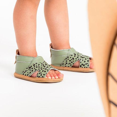 Pretty Brave - Jungle Spot Baby Shoes