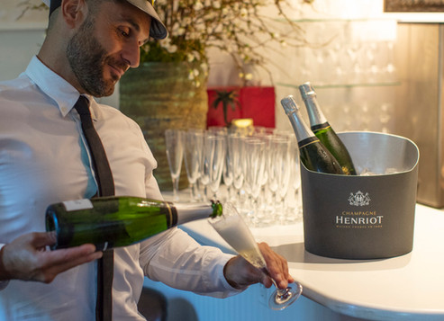 A very special dinner deserves the best Champagne