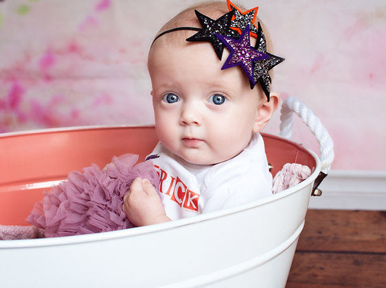 Halloween Star Headband