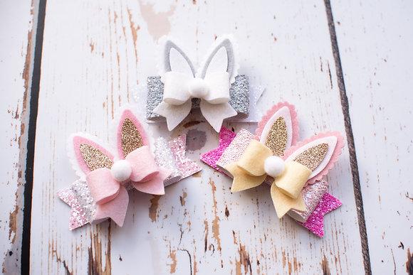 Double Bunny Ear Bow