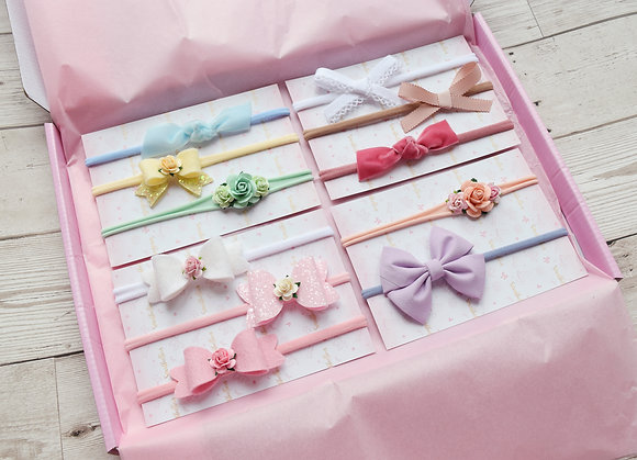 New baby box set