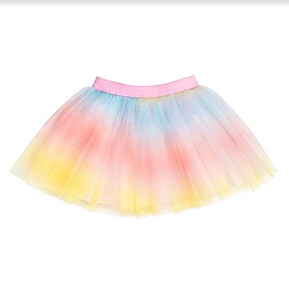 Pastel Rainbow Tutu Skirt