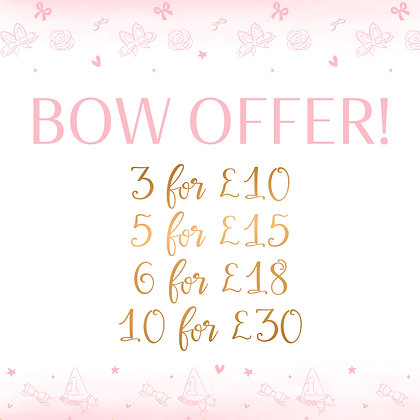Bow Offer