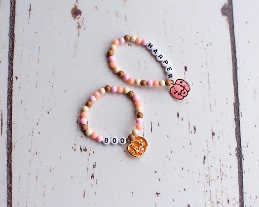 Personalised Spooky Bracelet