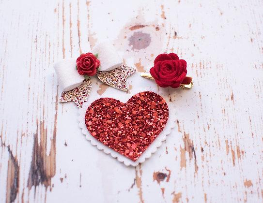 Love Hearts Set of 3