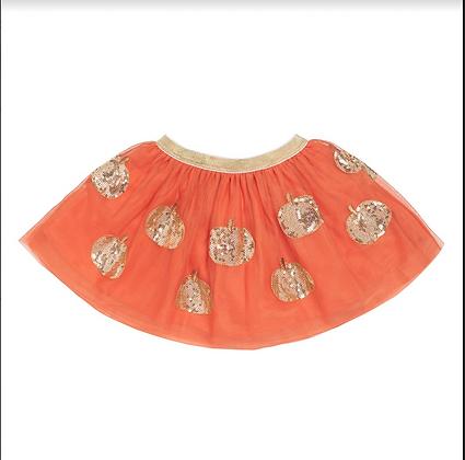 Pumpkin Tutu Skirt