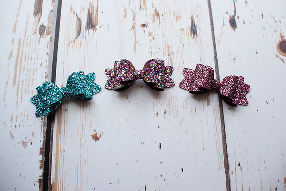 "Sprinkles Double 3.5"" Bow"
