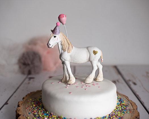 Holly Horse