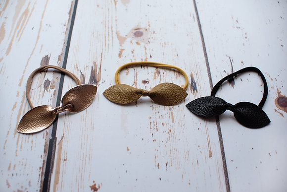 """Small 3"""" Knot Bow"""
