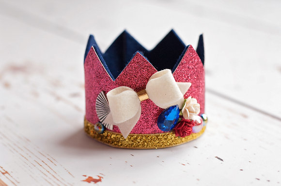 Princess Inspired Crown