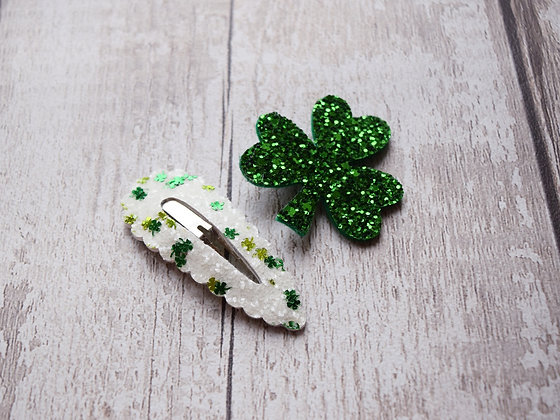 St Patricks Set of 2